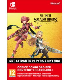 Super Smash Bros Ultimate: Set Sfidante 9 - Pyra e Mythra