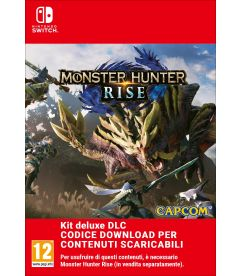 Monster Hunter Rise: Kit Deluxe