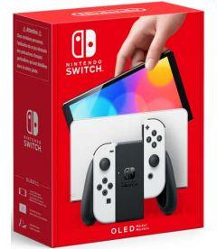 Nintendo Switch Oled  (Bianca)