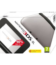 Nintendo 3DS XL (Argento)