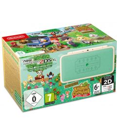 NEW NINTENDO 2DS XL (ANIMAL CROSSING EDITION)