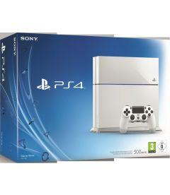 PS4 500GB GLACIER WHITE (B CHASSIS)