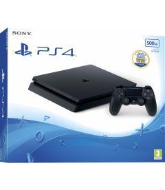 PS4 500GB SLIM + DIMMI CHI SEI (E CHASSIS)