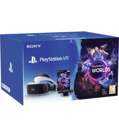 PLAYSTATION VR + PLAYSTATION CAMERA V2 + VR WORLDS
