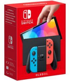 Nintendo Switch Oled  (Neon)