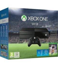 XBOX ONE 500GB CABERY + FIFA 16