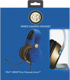 WIRED GAMING HEADSET INTER (PS4, XB1, PC, MAC, MOBILE)