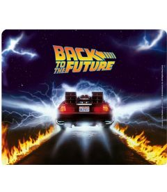 Back To The Future - Tappetino Per Mouse (Delorean)