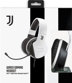 WIRED GAMING HEADSET JUVENTUS (PS4, XB1, PC, MAC, MOBILE)