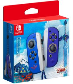 Coppia Joy-Con (The Legend Of Zelda Skyward Sword HD Limited Edition)