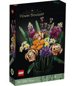 Lego Creator Expert - Bouquet Di Fiori