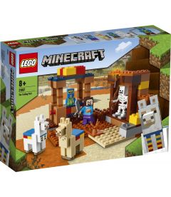 Lego Minecraft - Il Trading Post