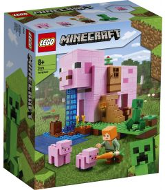 Lego Minecraft - The Pig House