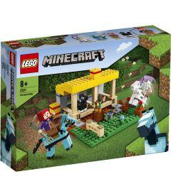 Lego Minecraft - La Scuderia