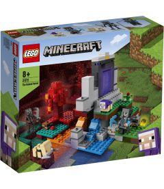 Lego  Minecraft - Il Portale In Rovina