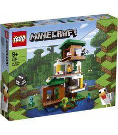Lego  Minecraft - La Casa Sull'Albero Moderna