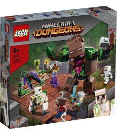 Lego Minecraft - L'Abominio Della Giungla