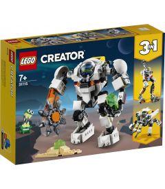 Lego Creator - Mech Per Estrazioni Spaziali