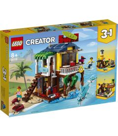 Lego Creator - Surfer Beach House