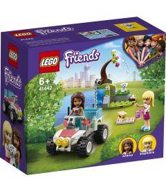 Lego Friends - Il Buggy Di Soccorso Della Clinica Veterinaria