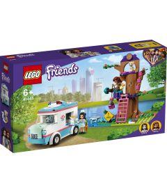 Lego Friends - L'Ambulanza Della Clinica Veterinaria
