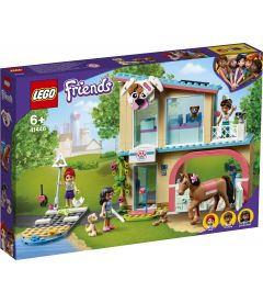Lego Friends - La Clinica Veterinaria Di Heartlake City