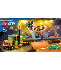 Lego City Stuntz - Truck Dello Stunt Show