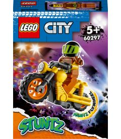 Lego City Stuntz - Stunt Bike Da Demolizione