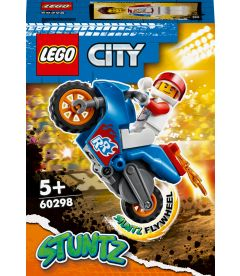 Lego City Stuntz - Stunt Bike Razzo
