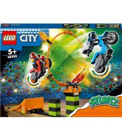 Lego City Stuntz - Competizione Acrobatica