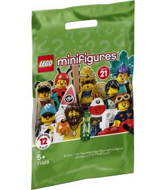 Lego Minifigures (Serie 21)