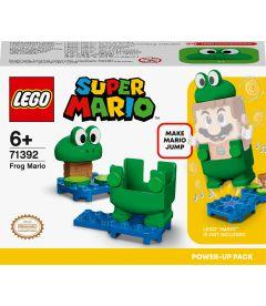 Lego Super Mario - Mario Rana (Power Up Pack)