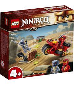 Lego Ninjago - La Moto-Lama Di Kai