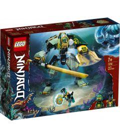 Lego Ninjago - Idro-Mech Di Lloyd