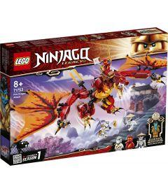 Lego Ninjago - L'Attacco Del Dragone Del Fuoco