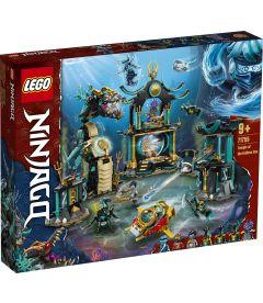 Lego Ninjago - Tempio Del Mare Infinito
