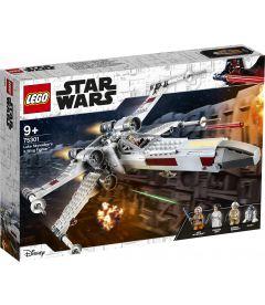 Lego Star Wars - X-Wing Fighter Di Luke Skywalker