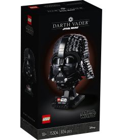 Lego Star Wars - Casco Di Darth Vader