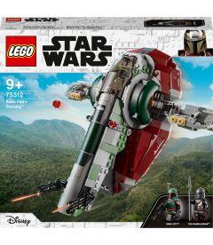 Lego Star Wars - Astronave Di Boba Fett
