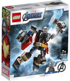 Lego Super Heroes - Armatura Mech Di Thor