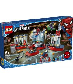 Lego Super Heroes - Attacco Al Covo Del Ragno