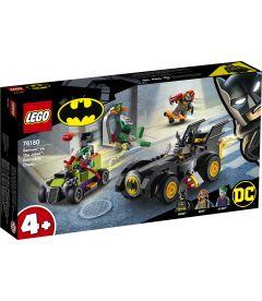 Lego DC Batman - Batman Vs. Joker: Inseguimento Con La Batmobile