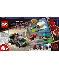 Lego Spiderman - Spider-Man E L'Attacco Con Il Drone Di Mysterio