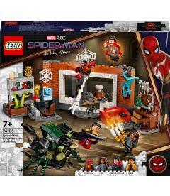 Lego Spiderman - Spider-Man Al Laboratorio Sanctum
