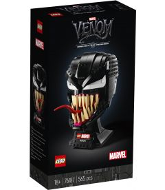 Lego Marvel Spiderman - Venom