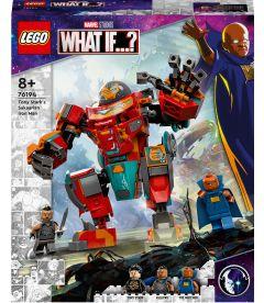 Lego Marvel What If…? - Iron Man Sakaariano Di Tony Stark