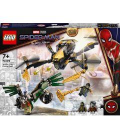 Lego Spiderman - Duello Con Il Drone Di Spider-Man
