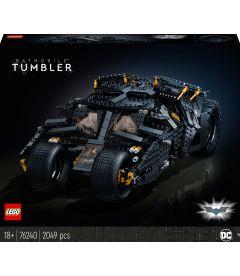 Lego Batman - Batmobile Tumbler