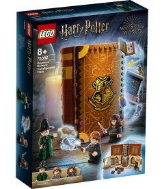 Lego Harry Potter - Lezione Di Trasfigurazione A Hogwarts