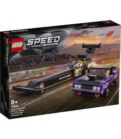 Lego Speed Champions - Mopar Dodge / SRT Top Fuel Dragster e 1970 Dodge Challenger T/A